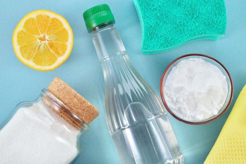 Gardez votre maison propre et hygiénique en utilisant ses produits de nettoyage naturels !