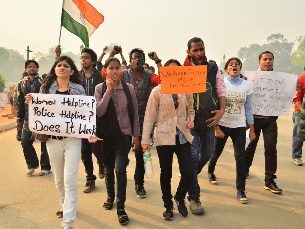 Outrage en Inde suite au viol d'un enfant de 8 mois par son cousin âgé de 28 ans !