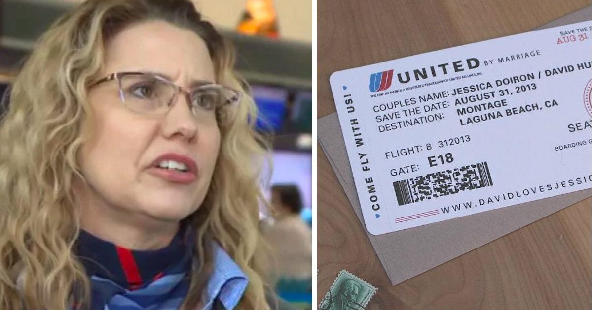 Un agent remarque quelque chose d'étrange chez deux adolescents embarquant dans l'avion, et les sauve du trafic d'êtres humains.