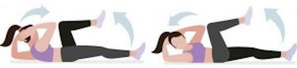6 minutes, le temps qu'il vous faut pour avoir un ventre plat et des abdos musclés !