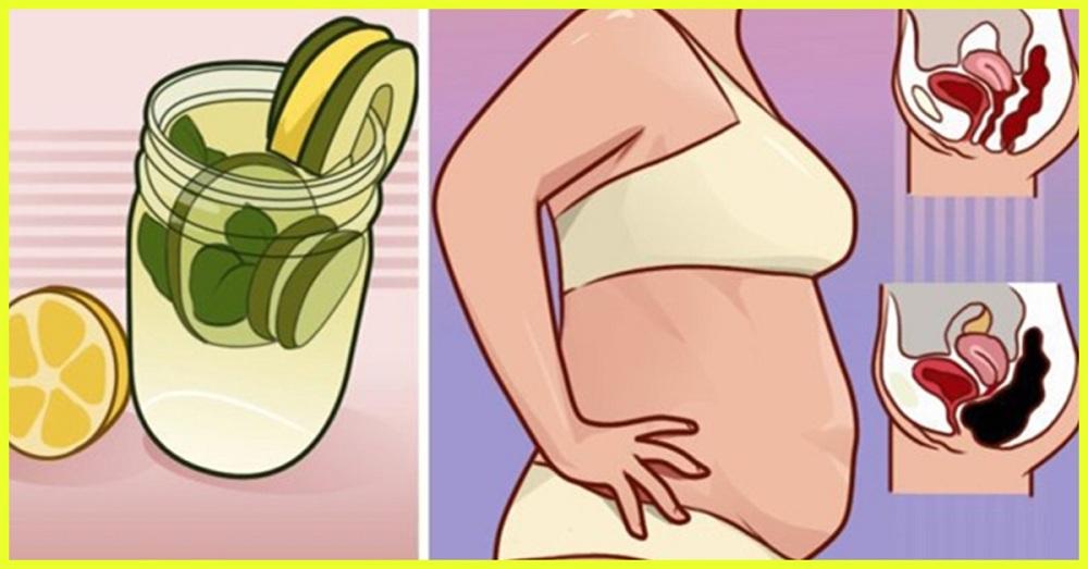 Buvez ceci avant d'aller au lit, et voyez comment vous brûlerez votre graisse abdominale en une semaine.