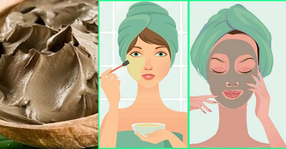 4 simples masques du visage avec du Multani Mitti pour avoir une peau lisse, douce et rayonnant !