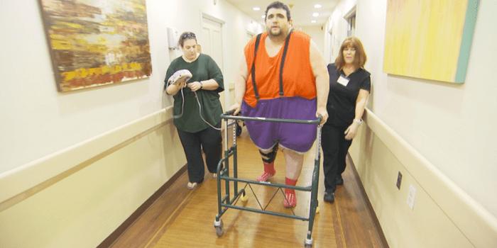 """Un homme de 380 kg décède pendant le tournage de l'émission """"My 600 lb Life"""""""