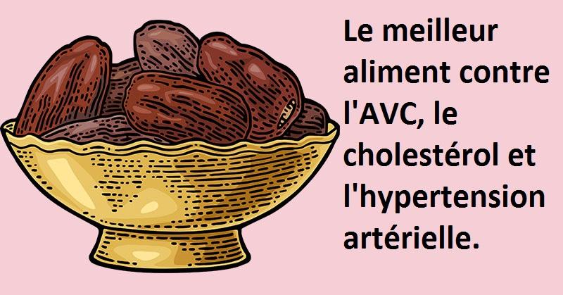 Le meilleur aliment au monde pour prévenir les accidents vasculaires cérébraux, l'hypertension artérielle et le cholestérol.