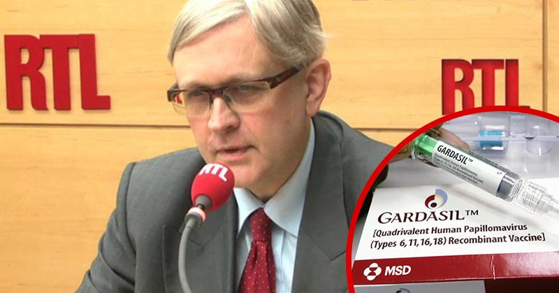 """Un ancien médecin de Merck prédit que le """"Gardasil deviendra le plus grand scandale médical de tous les temps"""" !"""