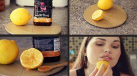 Avez-vous marre des boutons sur votre visage ? Vous pouvez vous en débarrasser naturellement pour de bon en un rien de temps !