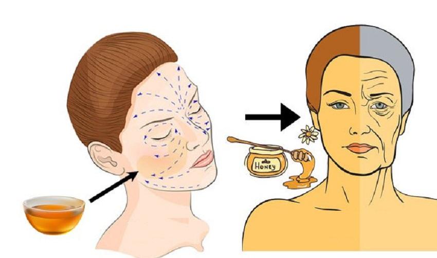 le miel pour les cicatrices de peau