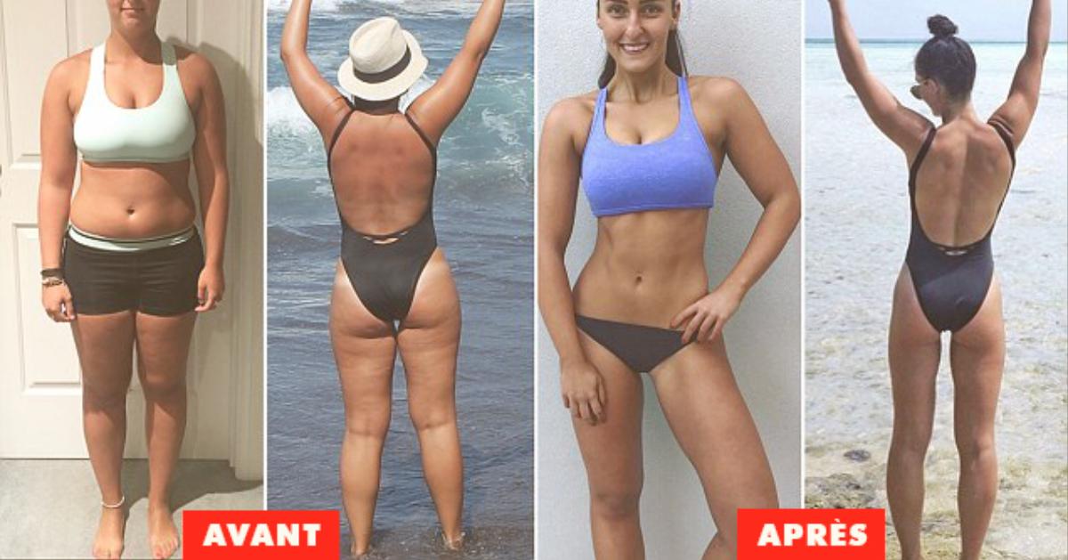 Cette femme passe de la taille 42 à la taille 38 en 16 semaines seulement !