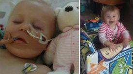 Les parents font leurs adieux à leur fille à l'hôpital, 30 minutes plus tard, on entend un cri dans la chambre