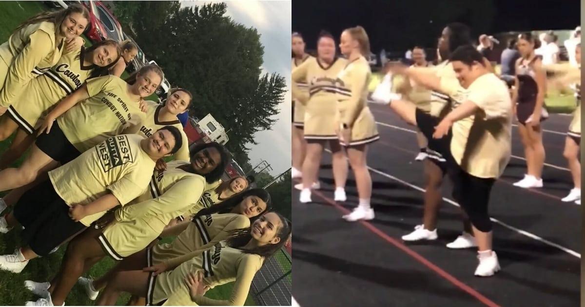 Un entraîneur ne veut pas d'un adolescent atteint de trisomie 21 dans son équipe de Pom-Pom Girl