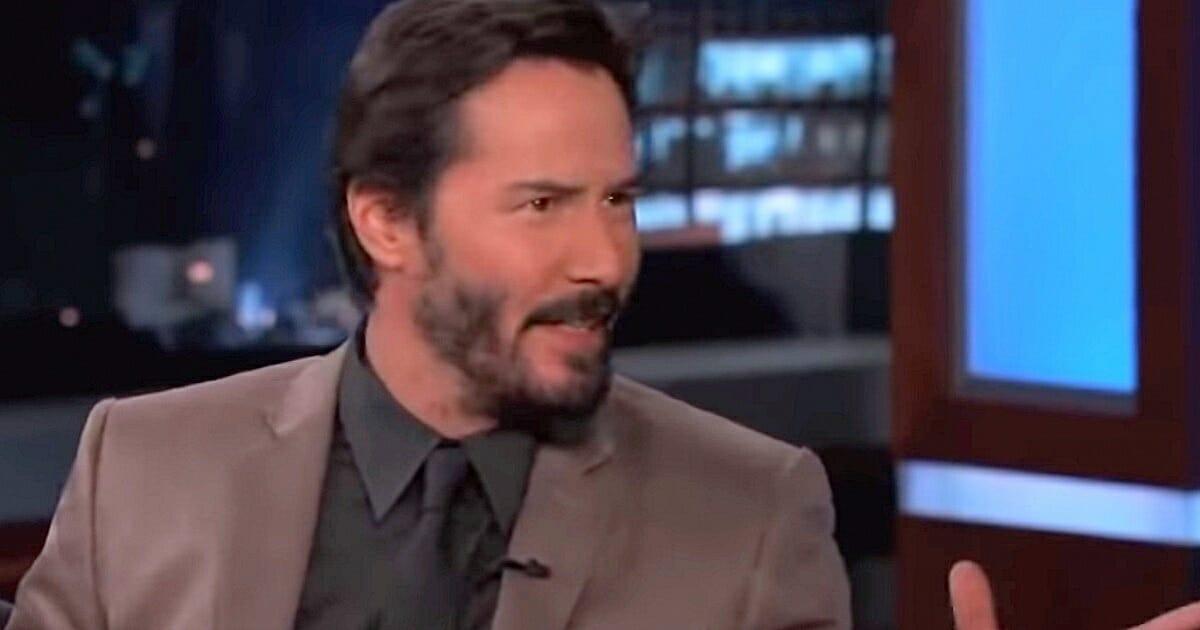 Keanu Reeves révèle qu'il finançait un projet secret depuis des années