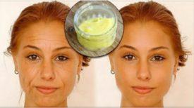 Éliminer les cernes, les rides et les taches de la peau d'une manière simple en utilisant du bicarbonate de soude