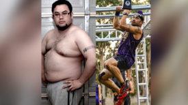 10 photos incroyable de perte de poids avant et après