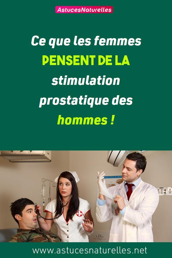 Ce que les femmes pensent de la stimulation prostatique des hommes !