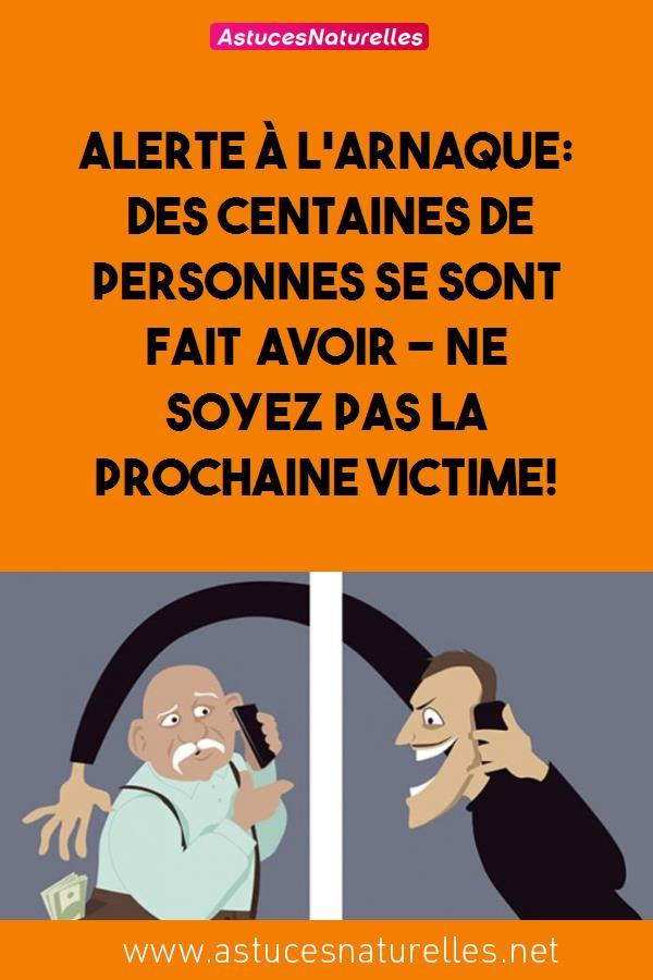 Alerte à l'arnaque: des centaines de personnes se sont fait avoir — ne soyez pas la PROCHAINE VICTIME!