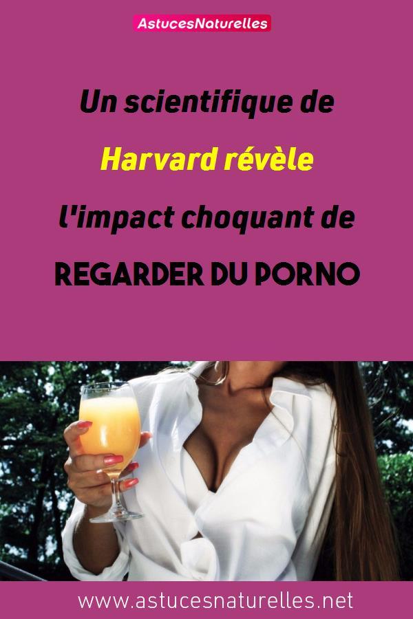 Un scientifique de Harvard révèle l'impact choquant de regarder du porno