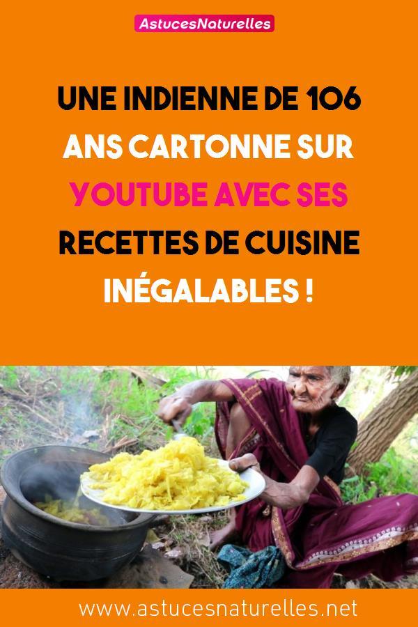 Une Indienne de 106 ans cartonne sur YouTube avec ses recettes de cuisine inégalables !