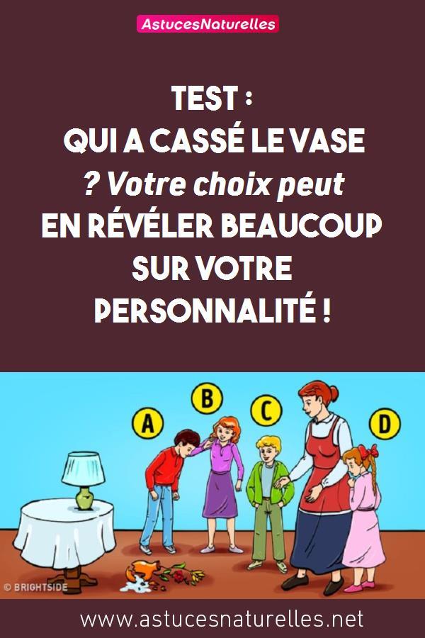 Test : Qui a cassé le vase ? Votre choix peut en révéler beaucoup sur votre personnalité !