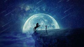 Aujourd'hui c'est la nouvelle lune la plus spirituellement intense de l'année: restez ouvert à de nouvelles possibilités Esprit Spiritualité Métaphysiques