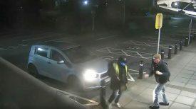 Voleur attaque vieil homme de 77 ans à l'ATM – mais ses mouvements de boxe font s'enfuir le voyou