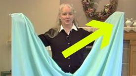 Je pensais savoir plier des draps – puis j'ai vu cette astuce de ménagère super simple