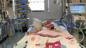 Une fillette de 5 ans qui a vaincu le coronavirus se bat désormais contre la maladie de Kawasaki