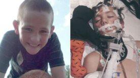 Harcelé à l'école, un garçon de 10 ans repose dans un état de mort cérébrale