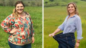 Elle pensait ne rien pouvoir faire contre son obésité, mais elle a réussi à perdre 55 kg en 1 an : aujourd'hui, c'est une nouvelle femme