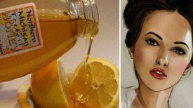Ce masque à la banane, citron et miel est un botox naturel qui fait paraitre 10 ans plus jeune