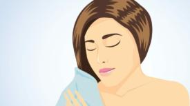 Ce masque maison vous aide à réparer les cheveux abîmés