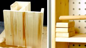 12 meubles en bois incroyablement faciles à construire soi-même