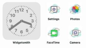 iOS 14: Comment changer les icônes d'application sur l'écran d'accueil