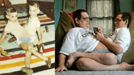 """Ronnie et Donnie, plus vieux jumeaux siamois du monde, morts à l'âge de 68 ans, """"Nous avons eu une vie agréable"""""""